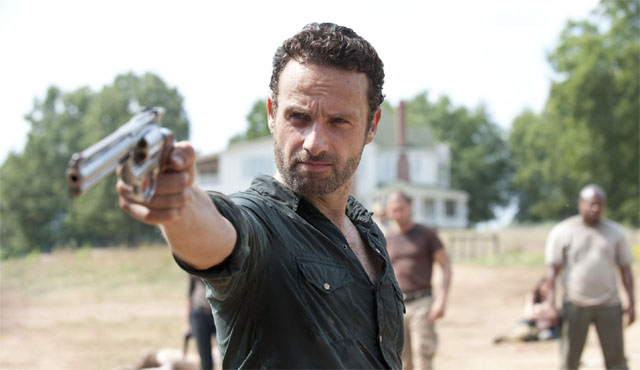 Rick Grimes - A Great Leader